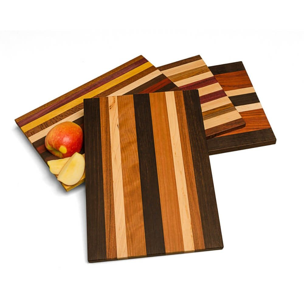 Solid Hardwood Kitchen Cutting Board