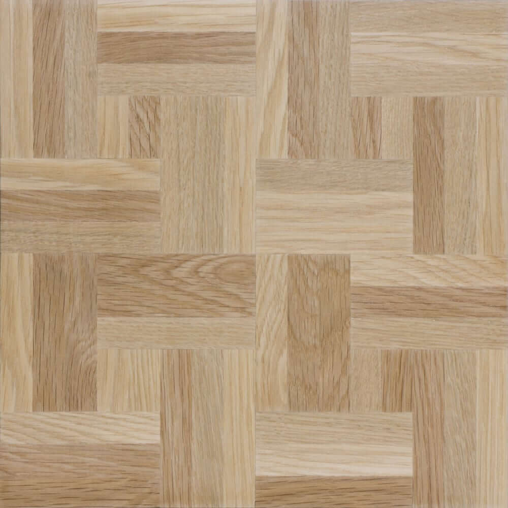 White Oak Haddon Hall Parquet Tile | Parquet Flooring
