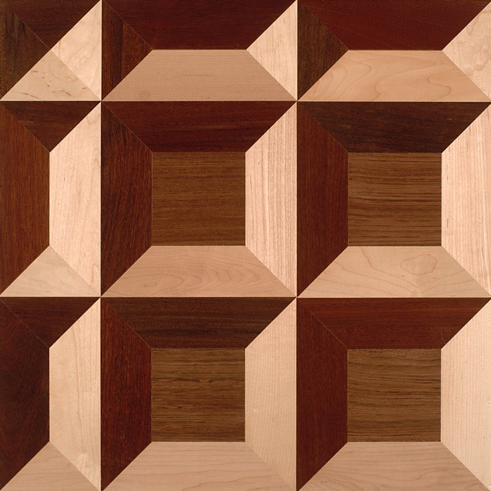 Sutton Place Parquet Tile | Parquet Flooring