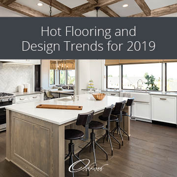 Hot Flooring and Design Trends for 2019